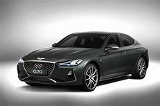 new 2018 genesis g70 launched