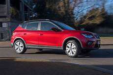 new seat arona fr uk review auto express