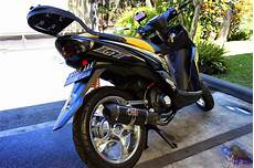 Mio Modif Simple by Mio Gt Modifikasi Simple Thecitycyclist