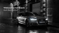 2017 Audi A6 Avant Black Edition