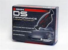 ferodo ds performance front brake pads for brembo gt