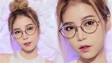 Easy Makeup For Glasses Wearer Glasses Makeup Tutorial
