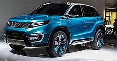 2018 Suzuki Vitara Facelift Release 2020 Suvs Rankings