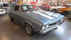 classic cars köln sold 1968 chevelle for sale passing motors classic cars 396 4 speed