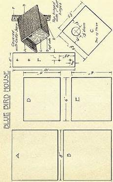 tree swallow house plans tree swallow plans are easy to follow and to build one