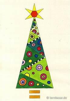 pop christbaum weihnachten schule weihnachtskunst