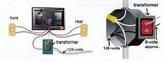 friedland door chime wiring instructions