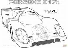 Porsche Zum Ausmalen - ausmalbild 1970 porsche 917k ausmalbilder kostenlos zum