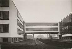 unidentified photographer bauhaus building dessau 1925
