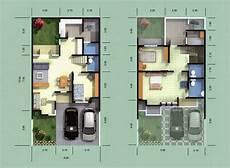 Inspirasi 7 Desain Rumah Ukuran 10 X 15 Yang Modern
