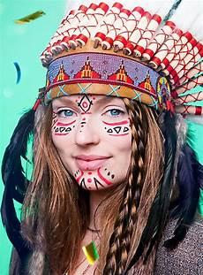 Make Up Set Festival Indianer 1 Maskworld