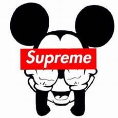 Mickey Mouse Wallpaper Supreme by シン様返金用supreme パーカー 旧ラクマ 中古 未使用品のフリマアプリ