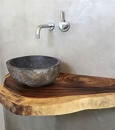 Waschbecken Aus Holz - ob treibholz rustikales altholz oder lebhafte waschtische