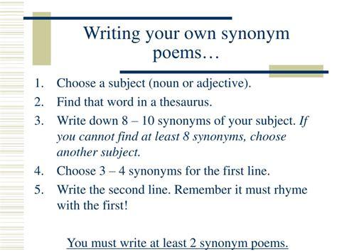 Lins Synonym