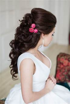 style ideas 20 modern bridal hairstyles for long hair