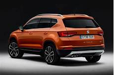 Seat Ateca Suv Revealed Pictures Auto Express