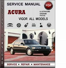 auto manual repair 1993 acura vigor electronic throttle control acura vigor service repair manual download info service manuals