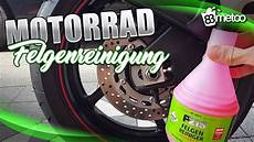Motorradfelgen Reinigen Tipps Motorrad Felgen Sauber