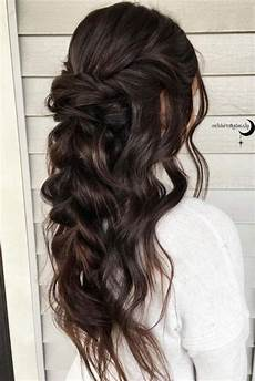 15 inspirations of long hairstyles bridesmaid