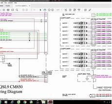 Cummins Qsb4 5 Cm850 Ecm 4021524 02 Wiring Diagram Auto