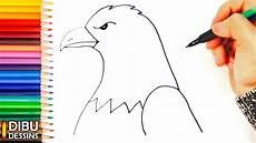 aigle dessin facile comment dessiner un aigle dessin de aigle tr 232 s facile