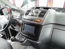 autoradio einbau mercedes vito ars24 onlineshop