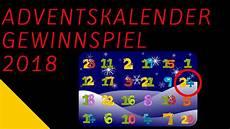 Adventskalender Gewinnspiel 2018 24 T 252 Rchen