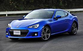 2013 Subaru BRZ Sports Car First Drive – Review And