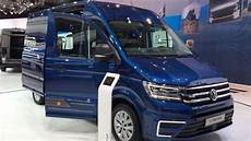vw crafter 2017 maße volkswagen e crafter 2017 in detail review walkaround