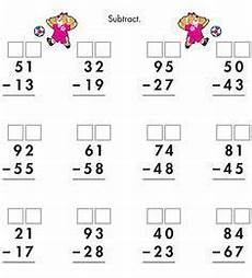 math worksheets subtraction with regrouping 10620 printable math and measurements worksheets math subtraction homeschool math second grade math