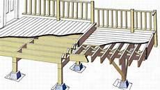 materiel pour terrasse bois materiel pour terrasse en bois sur pilotis veranda