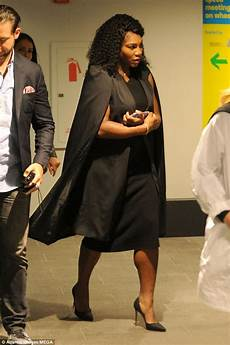 Serena Williams Steps Out In Style In Canada