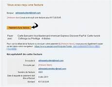 Comment Envoyer Une Facture Avec Paypal Fait Maison