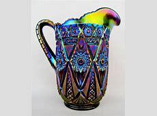 Best 25  Carnival glass ideas on Pinterest   Blue carnival