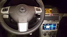 opel astra h a sure android radio unit