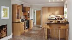 greenwich light oak traditional kitchen youtube