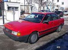 free service manuals online 1988 audi 80 90 engine control 1988 audi 80 1 8 car photo and specs