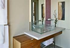 aquarium im badezimmer kreative waschbecken herausforderung im badezimmer