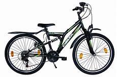 mountainbike 24 zoll fahrrad vollgefedert 18 shimano
