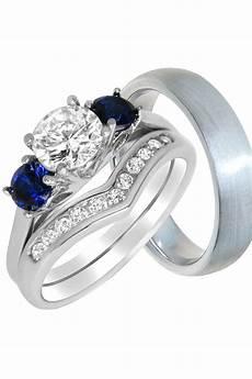laraso co his hers wedding rings cheap wedding