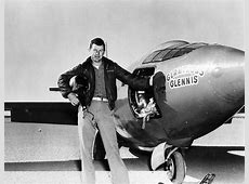 test pilot chuck yeager