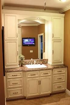 Bathroom Ideas Cabinets by Bathroom Vanity Cabinets Ideas Karenpressley