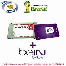 Pack Fifa2014 Abonnement Bis Tv Panorama Bein Sport Hd