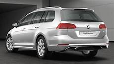Volkswagen Golf Variant 2017 Dimensions Boot Space And