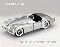 burago 1 24 jaguar burago 1 24 2009 jaguar xk120 roadster silver brand