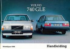 manual repair free 1992 volvo 740 spare parts catalogs 1984 volvo 740 gle owners manual handbook dutch
