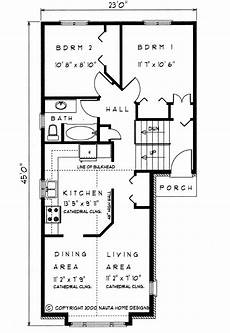 elevated bungalow house plans 2 bedroom raised bungalow house plan rb105 810 sq feet