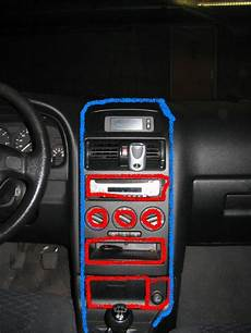 astra an 99 demonter console centrale