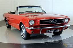 Classic 1965 Ford Mustang V8 For Sale  Dyler