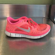 55 nike shoes neon pink nike free run 5 0 from